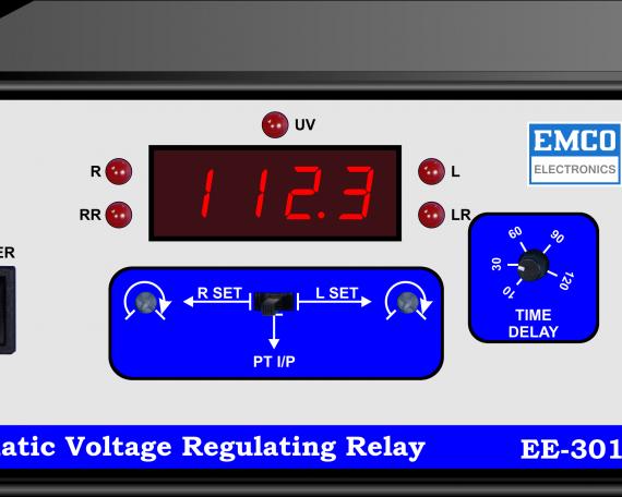 EE-301E (Economy AVR)