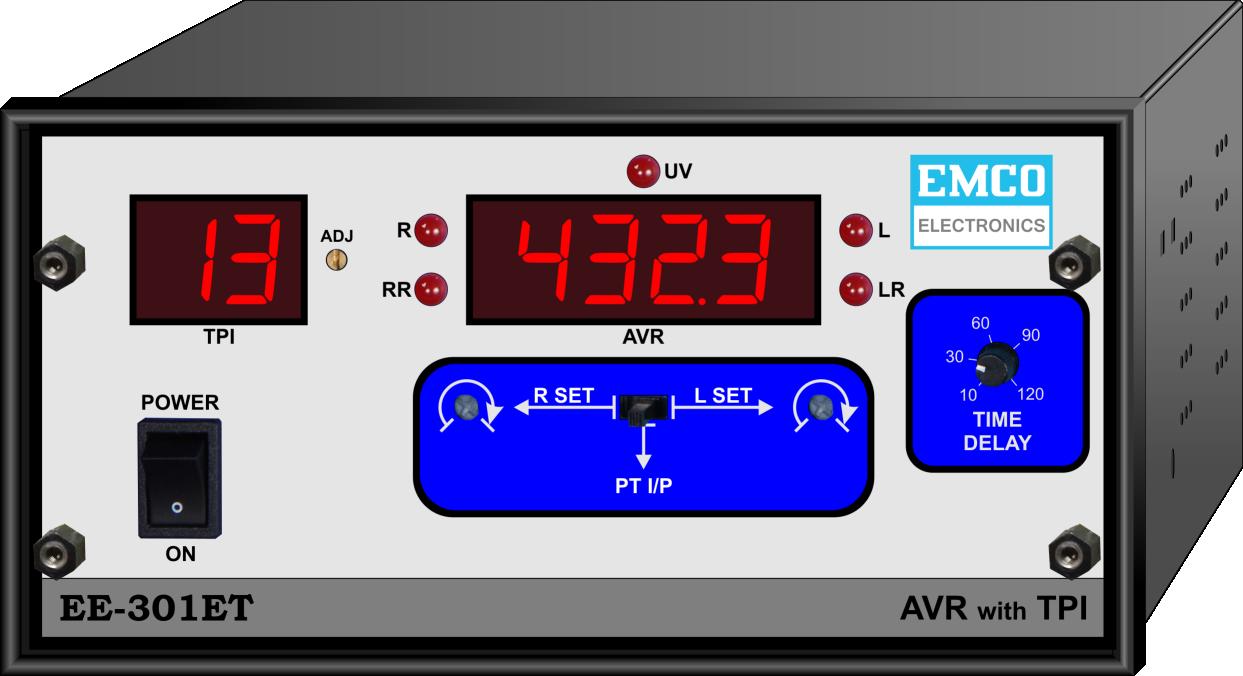 EE-301ET (Economy AVR with TPI)