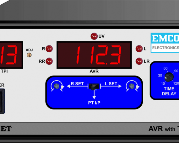 EE-301ET (Economy AVR with TPI)