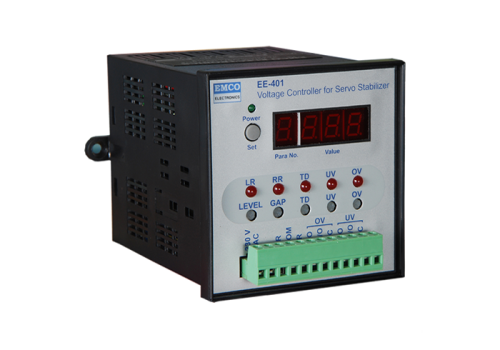 EE-401( Voltage Controller for Servo Stabilizer )