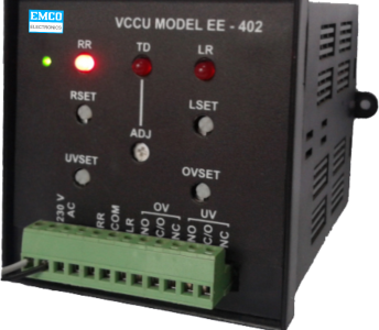EE-402 ( Voltage Controller Control Unit)