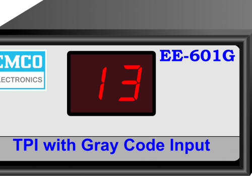 EE-601G ( TPI with Gray Code Input )