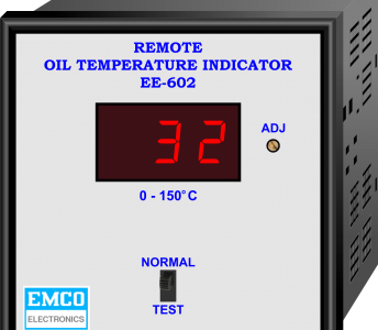 EE-602 (Remote Temperature Indicator)