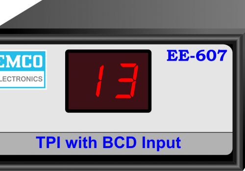EE-607 (TPI with BCD Code Input)