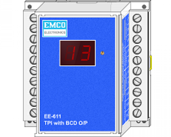 EE-611 ( TPI with BCD O/P )