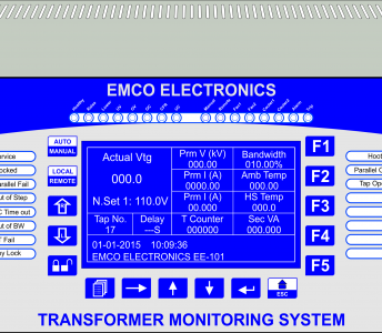 EE-101( Transformer Monitoring System )